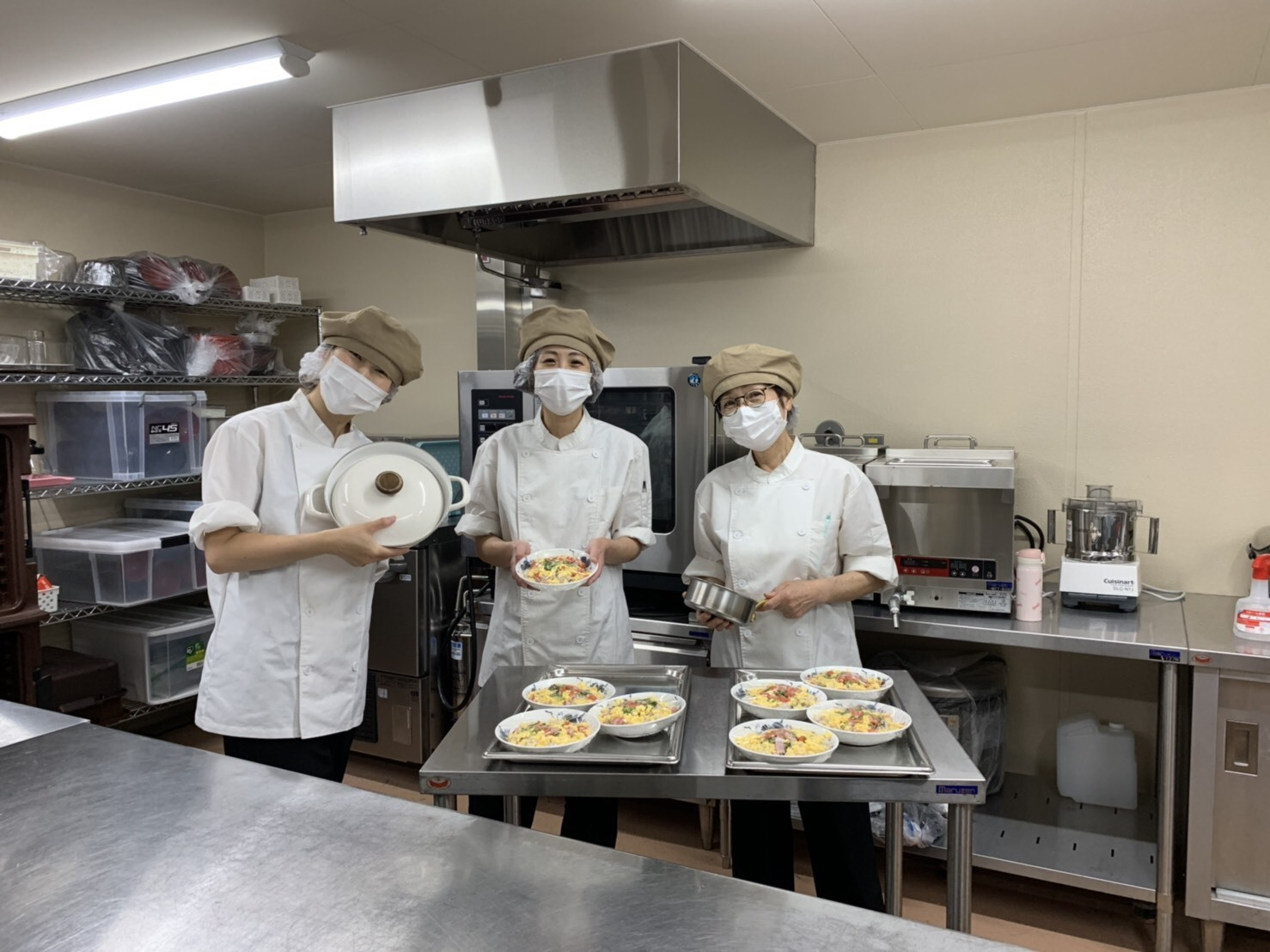 Cooking support staff in Kanagawa wanted【②Yokohama】