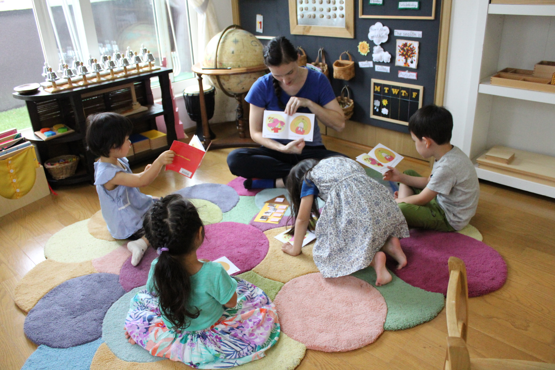 Part-time English Teacher for Children