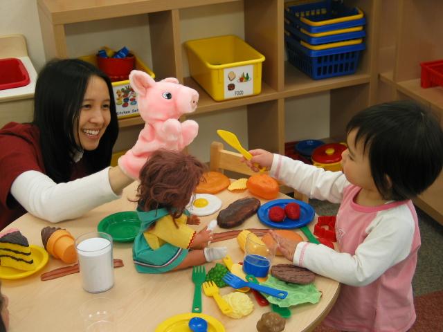 Part-time English Teacher for Children