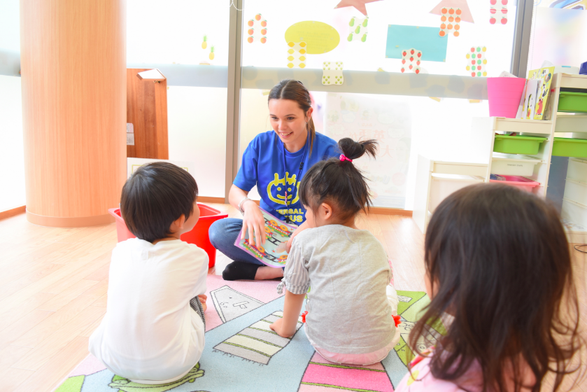 Full-time English Teacher for Children 【Spring 2019】in Kanto and Kansai area