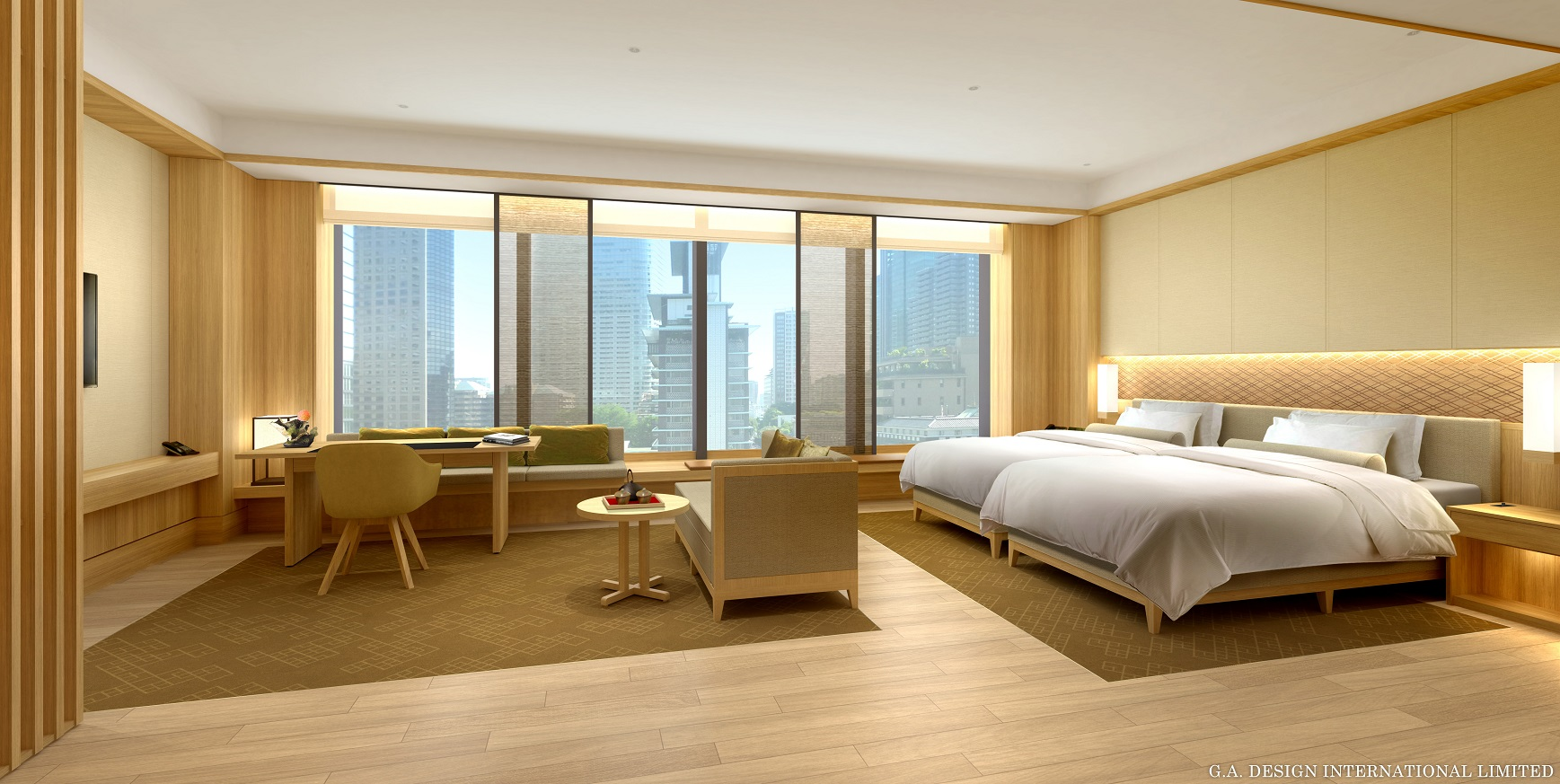 Wanted! Part-Time Cleaning at Brand New Tokyo Hotel★ Pay Rises, Paid Leave, Free Uniform, All Transportation Paid ★