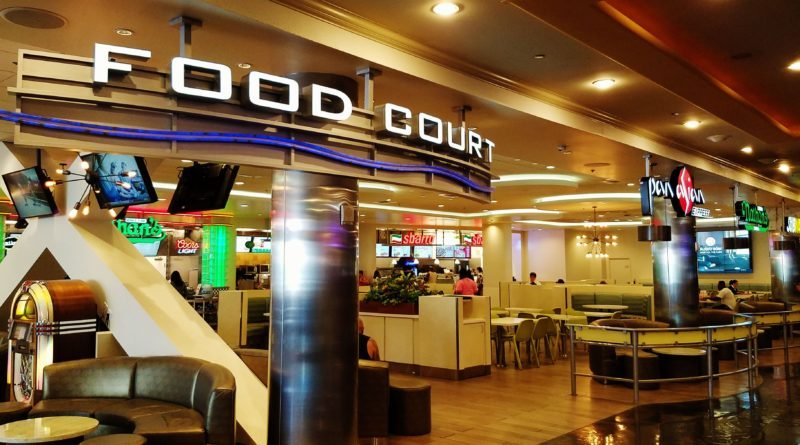 Cleaning Staff at Food Court Needed!