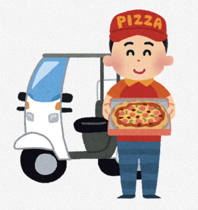 Looking for Food and Beverage Delivery Staff in Urayasu city