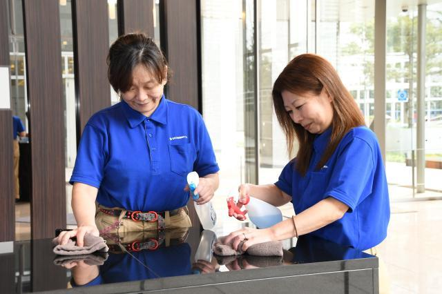 Daily Cleaning Staff Wanted (near Wakoshi Station)
