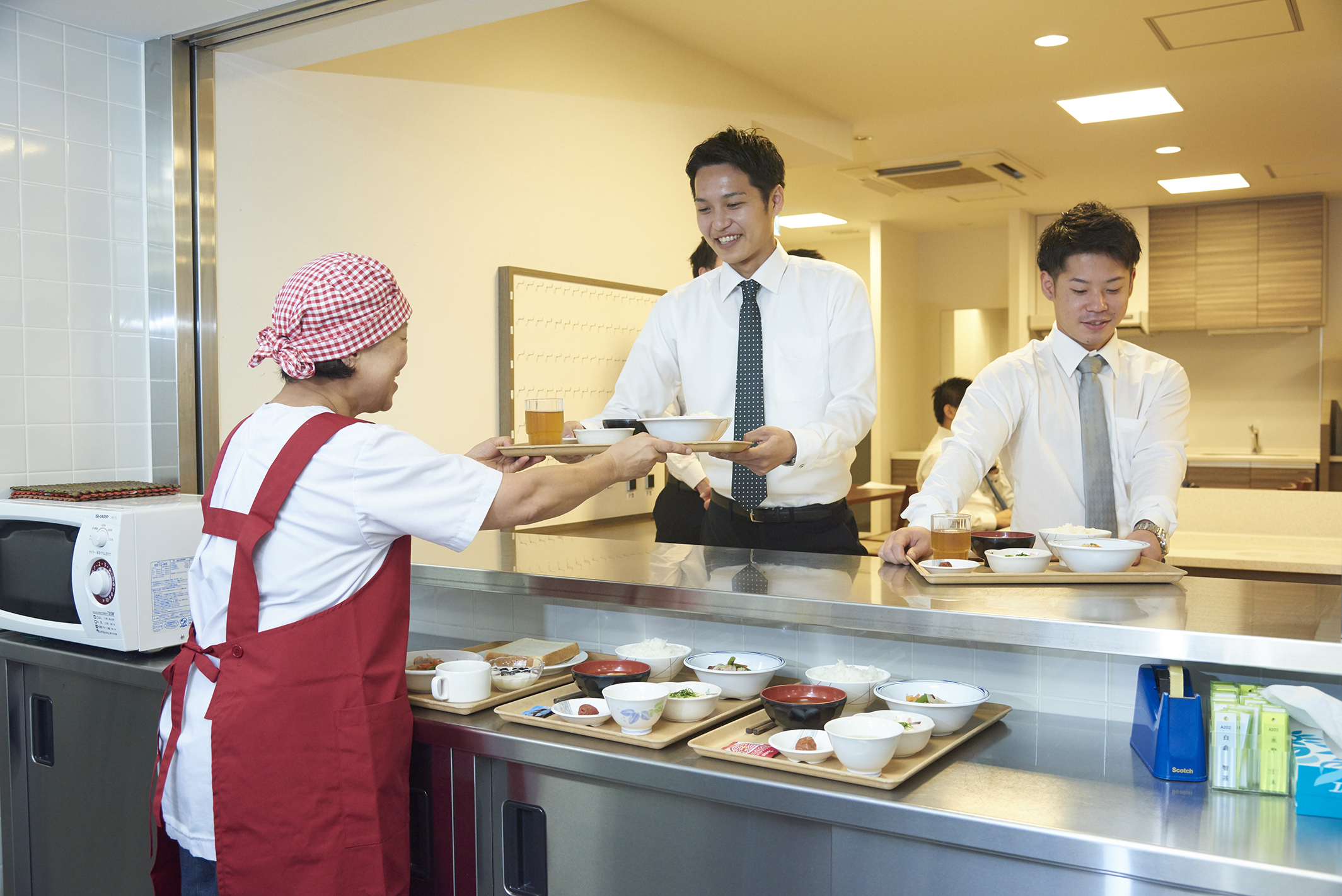 Needed! Cooking Staff for Toyo University Dormitory Students