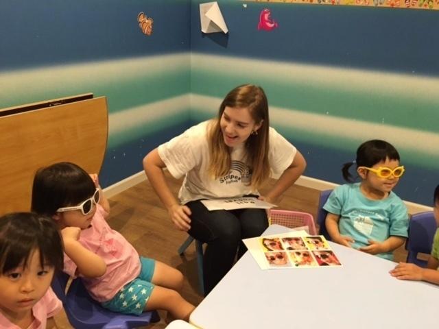 Seeking energetic, English teacher for children-Fuchu, Kokubunji station