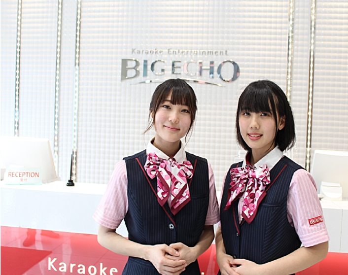 【BIG ECHO】Staffs for Karaoke Store Wanted!!【Kanda】