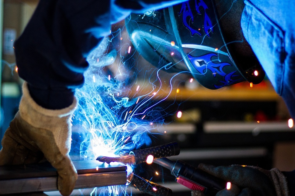 No experience needed! Welder for automobile parts wanted! (¥1,200-1,500/h) 【■No. 348-01】