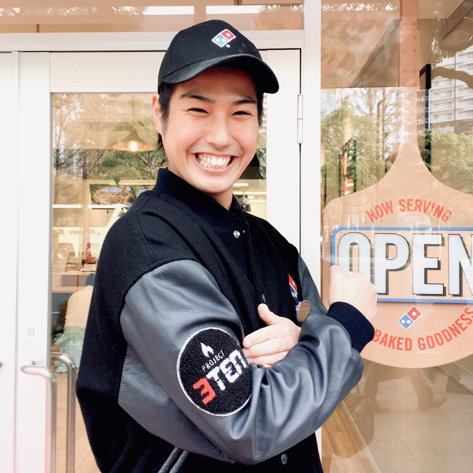 【Domino's Pizza】Pizza delivery driver wanted!(¥1,250/h in Awajicho)