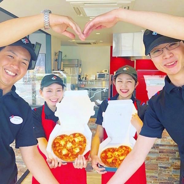 【Domino's Pizza】Pizza delivery staff wanted!(Heiwadai)Normal driver's license OK!