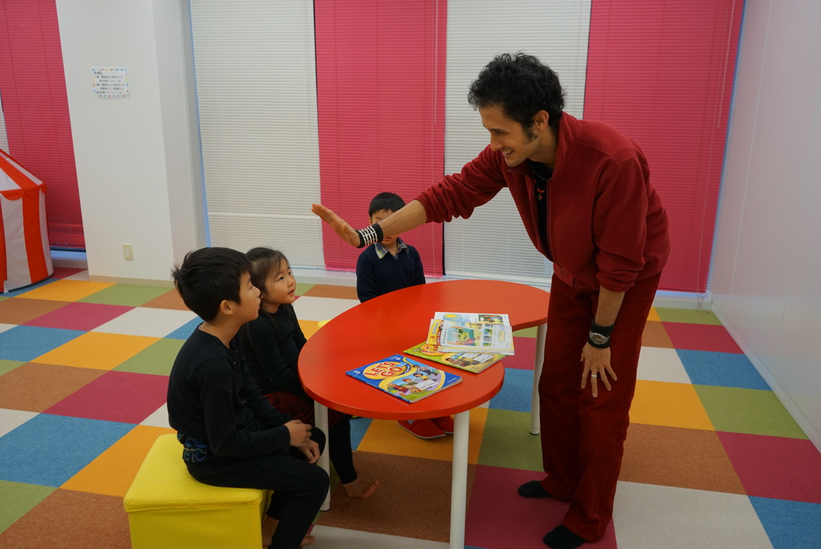 Part-time English Teacher for Omotenashi English