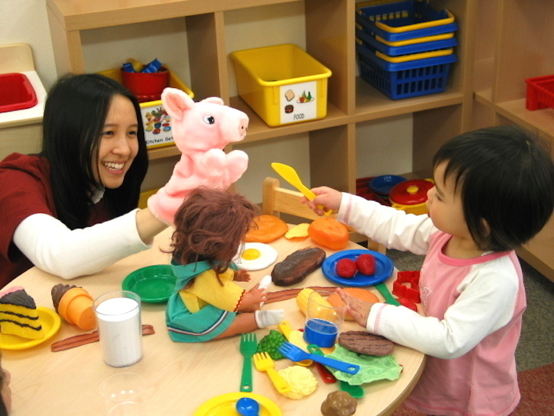 (¥1,500-2,500 /h) Part-time English Teacher for Children【Ota-ku】