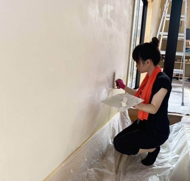 Waterproofing Construction Staff Needed!  (Regular Employee; ¥13,000/day)