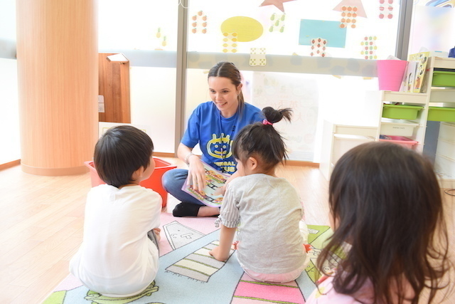 Full-time English Teacher for Children in Yokohama area