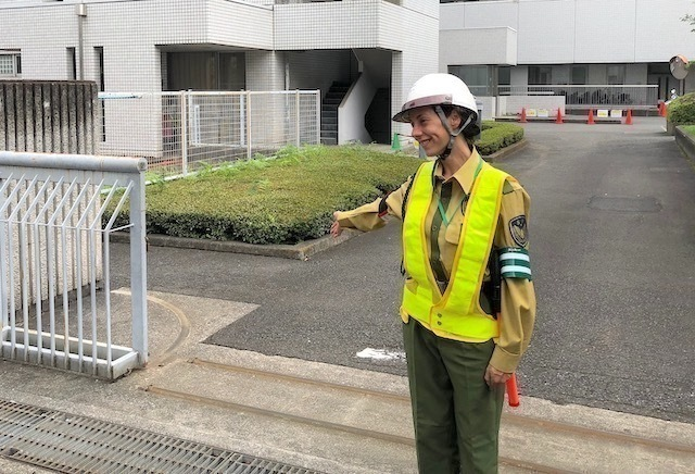 【Tokyo】 Traffic Guards Mainly at Construction Sites | Cash gift will be given for your employment!