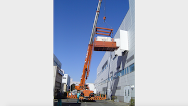 【Tokyo; Full-time】Machine Operator for Removal and/or Installation of Heavy Items