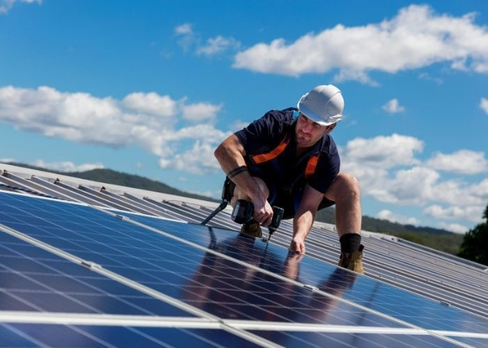 【Hokkaido】 Construction: Mainly Solar Panel Installation