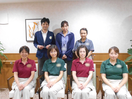 【Kanto Area】Cleaning Staff in Nursing Care Home