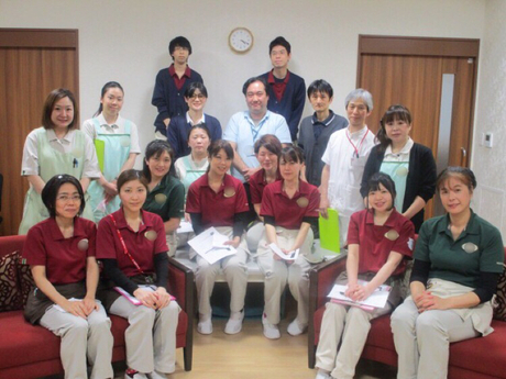【Hokkaido】Cleaning Staff in Nursing Care Home