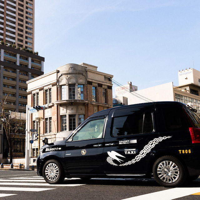 【Jobs in Nagoya: Full-time】Taxi Driver with Your Creativity - Tsubame Taxi Group