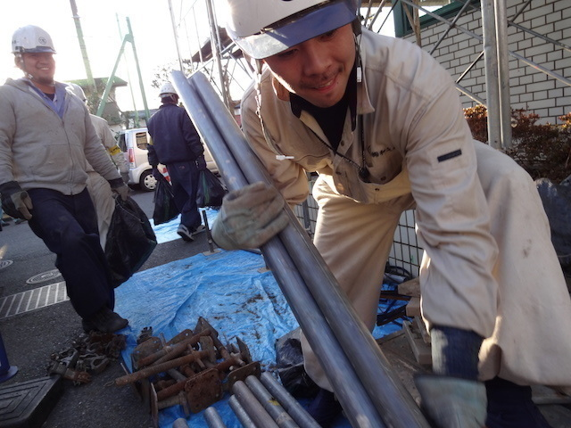 【Tokyo】Scaffold Constructors | Daily Payment Negotiable!