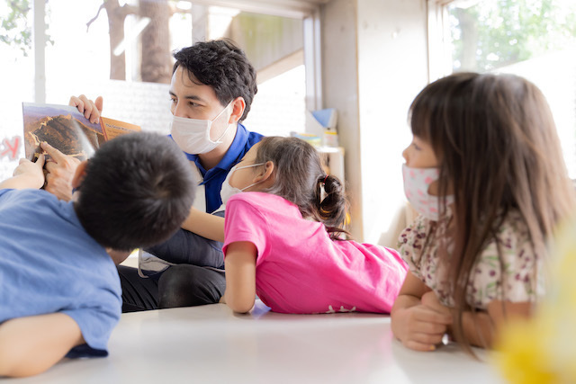 【Tokyo】Full-time Native English Teacher Positions at Kids Duo Daycare/After-school environment