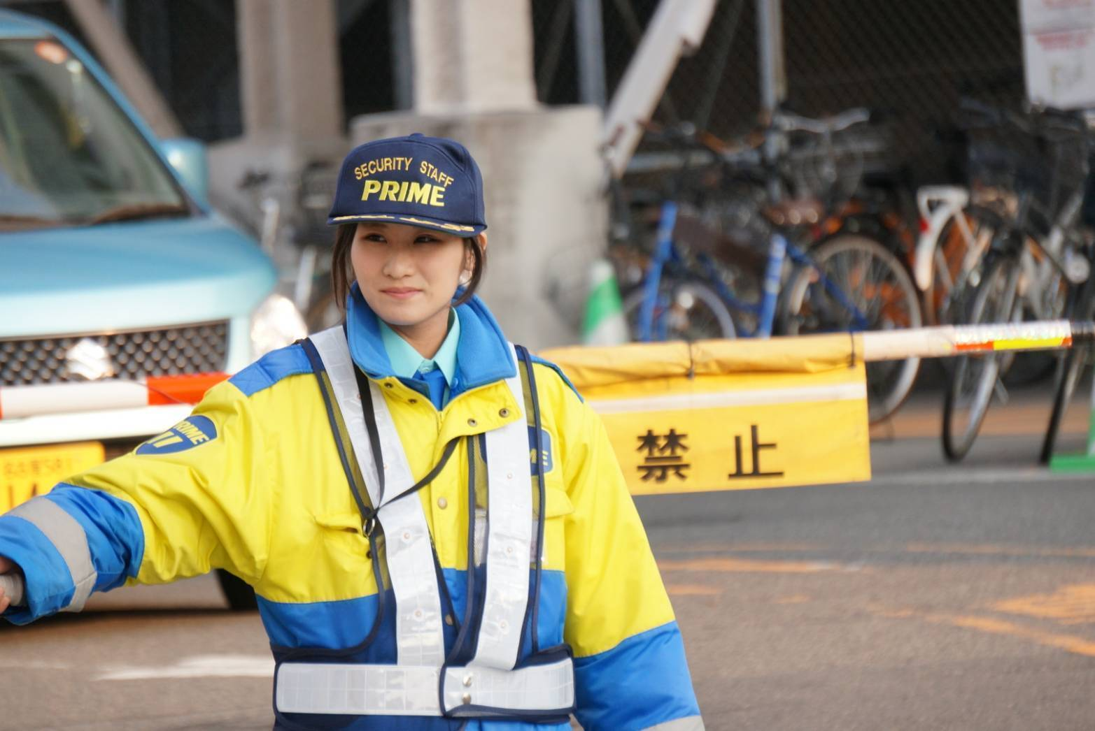 【Aichi】Security Guard Position with Friendly Working Environment