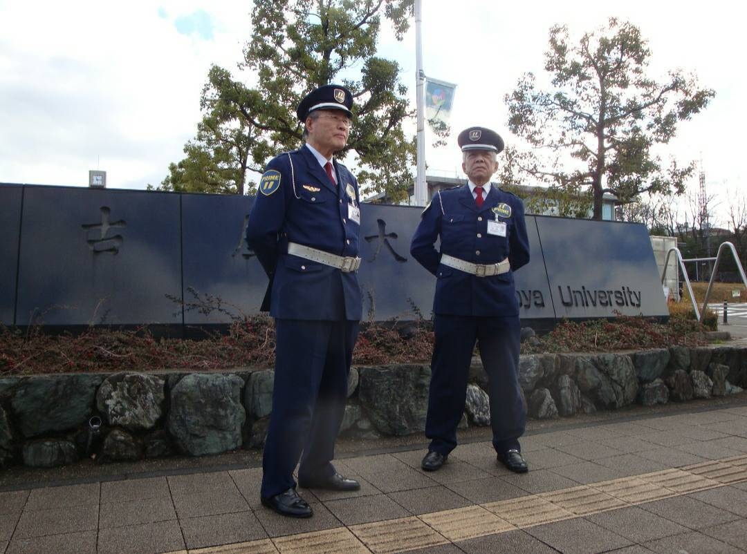 【Tokyo】Security Guard Position with Friendly Working Environment
