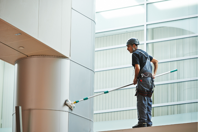 【Tokyo】Wanted! Tokyo Building Cleaning Staff Who Can Work on Weekends