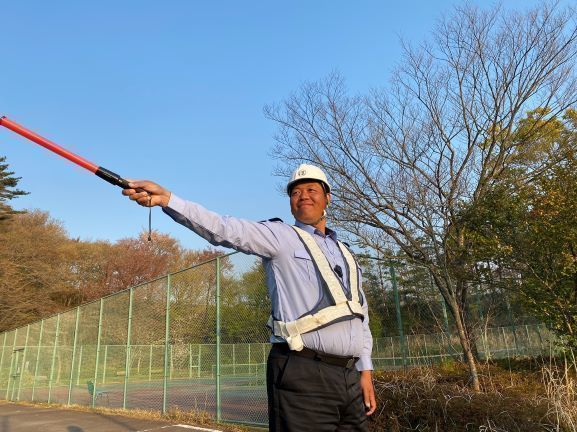 【Fukushima】Security Guard at Construction Sites | Daily Payment / Dormitory Available