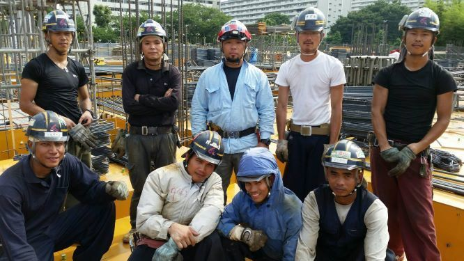 【Tokyo, Chiba, Ibaraki】Reinforcement Bar Placers Who Want to Get a Good Skill Set
