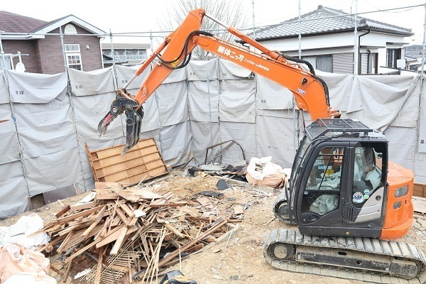 【Aichi】 No Experience Needed, Housing Demolition Work