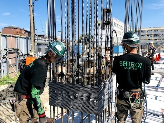 【Chiba】Reinforcing Bar Pressure Welder Wanted