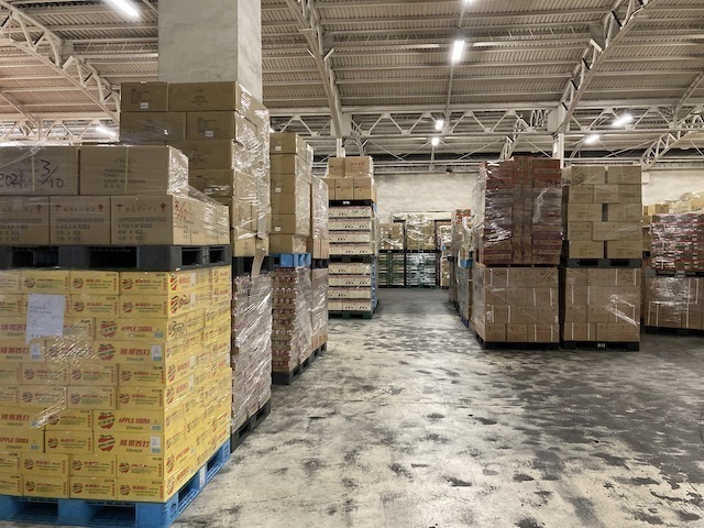 【Kanagawa】Warehouse Work / Office Work for Foods Trading Company
