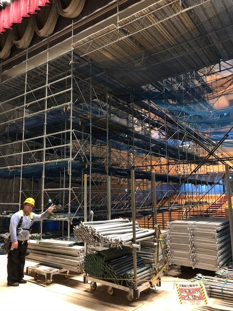 【Tokyo】 Scaffold Assembling / Disassembling Specialist