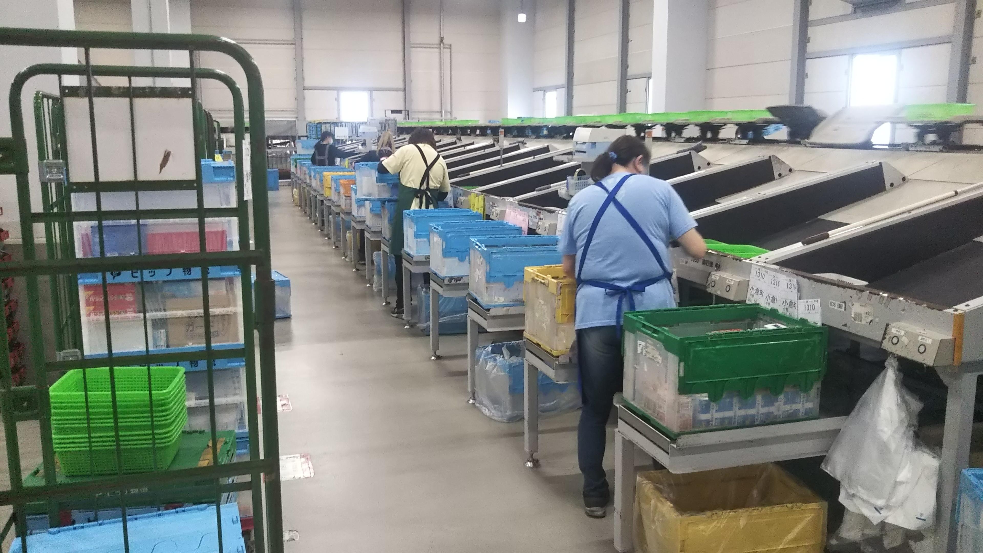 【Chiba】Packing / Sorting / Loading Items at Warehouse
