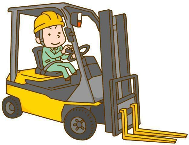 【Shizuoka】Forklift Job (Free Meal!)