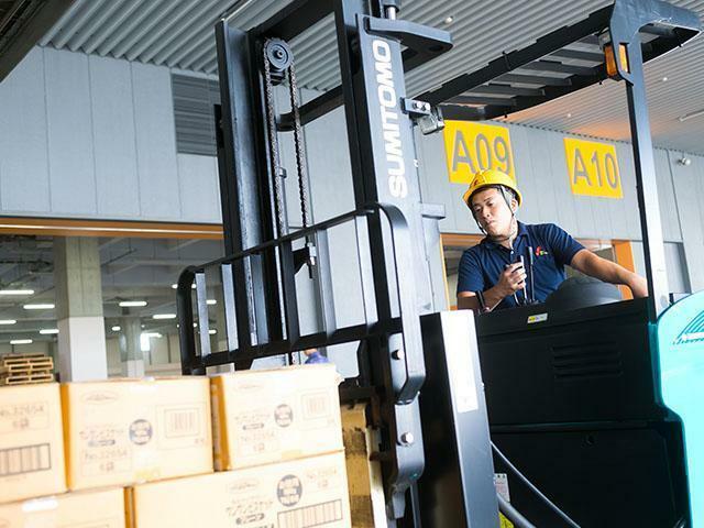 【Hiroshima, Akigun】Forklift Operation or Light Tasks at Major Automobile Factory!