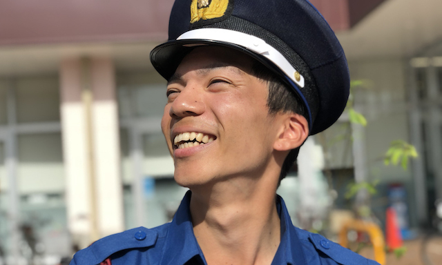 【Tokyo】Traffic Control Guards | Security Guards