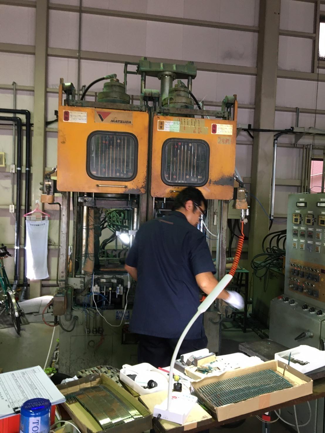 【Saitama】Plastic Parts Manufacturing Job