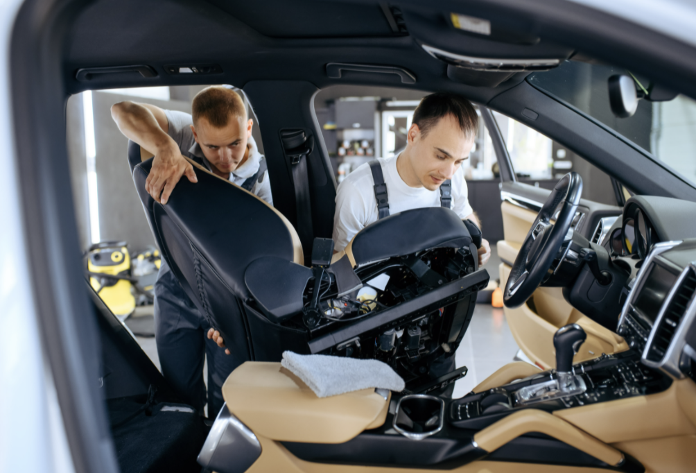 【Aichi, Toyohashi】◎High hourly Salary◎Car seat assembly staff wanted!