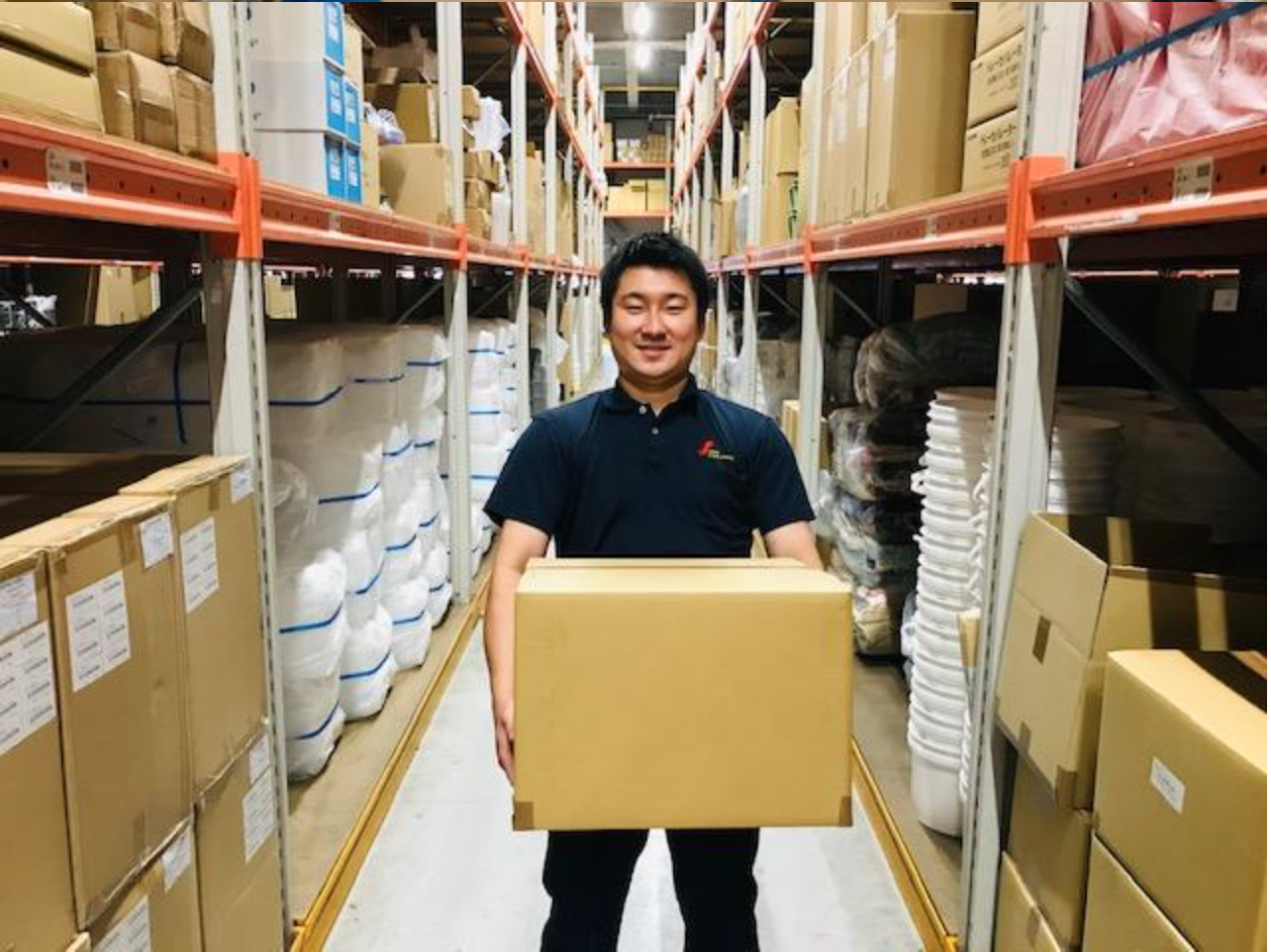 【Kasugai, Aichi】Sorting Work in a Logistics Warehouse
