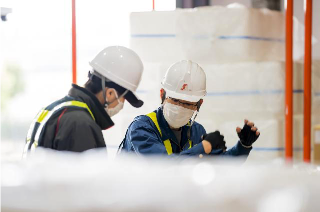 【Yawata, Kyoto】Unloading Job in a Warehouse