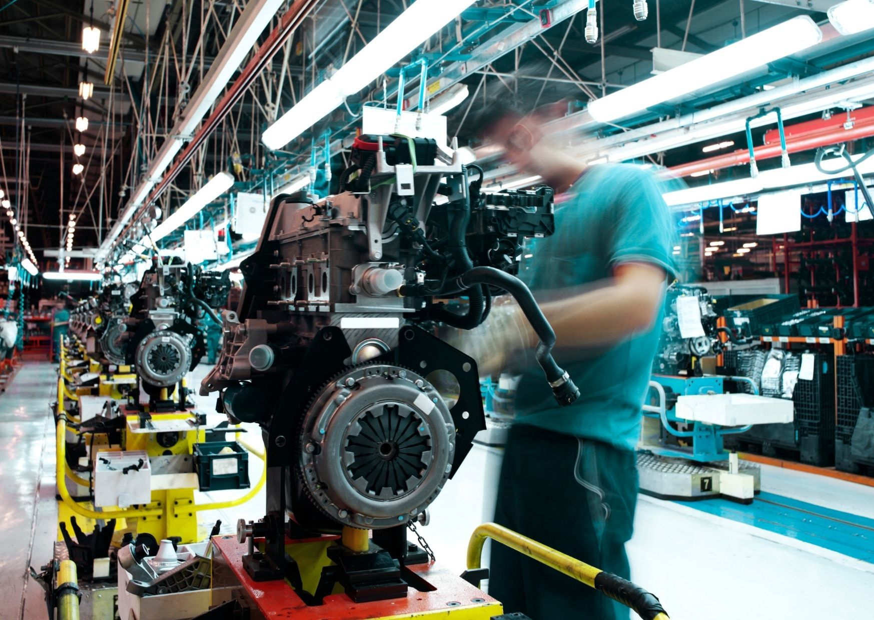 【Aichi, Toyota】 Manufacturing work of auto parts!