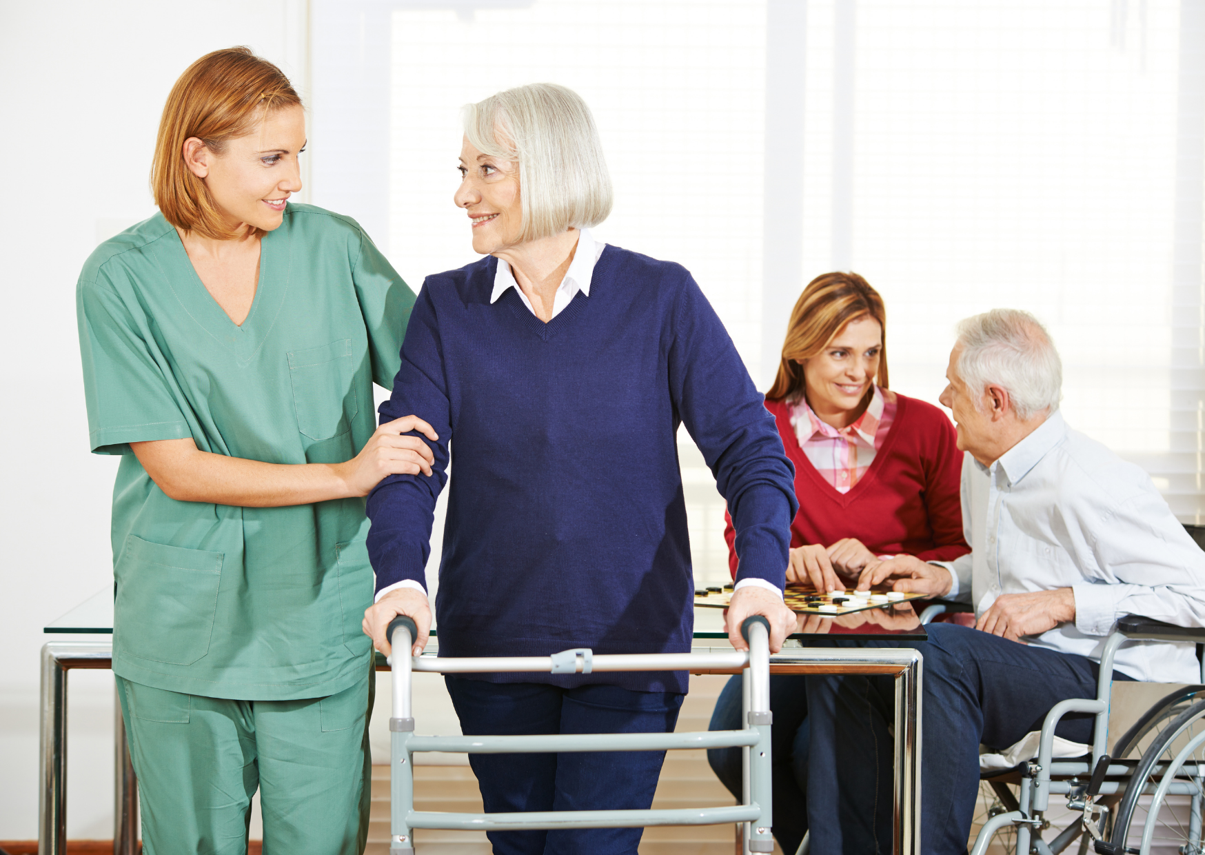 【Osaka,Sakai】 Care worker in assisted living facility
