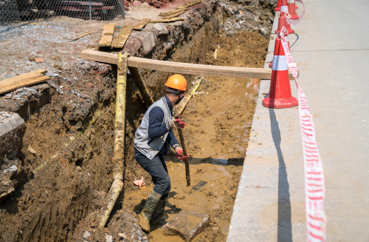 【Kanagawa】Improving people's life by constructing gas pipe-line