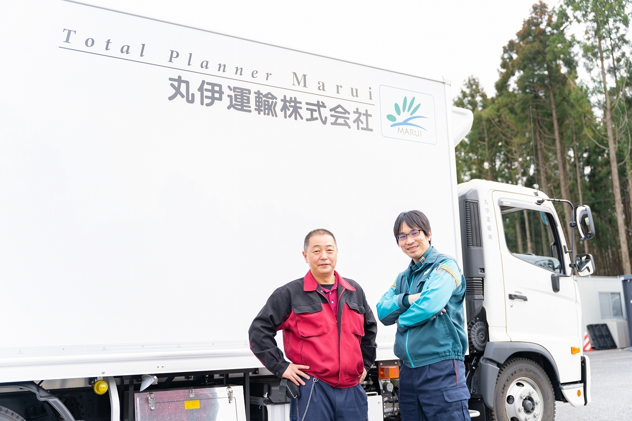 【Chiba】Truck driver/Even inexperienced people are welcome