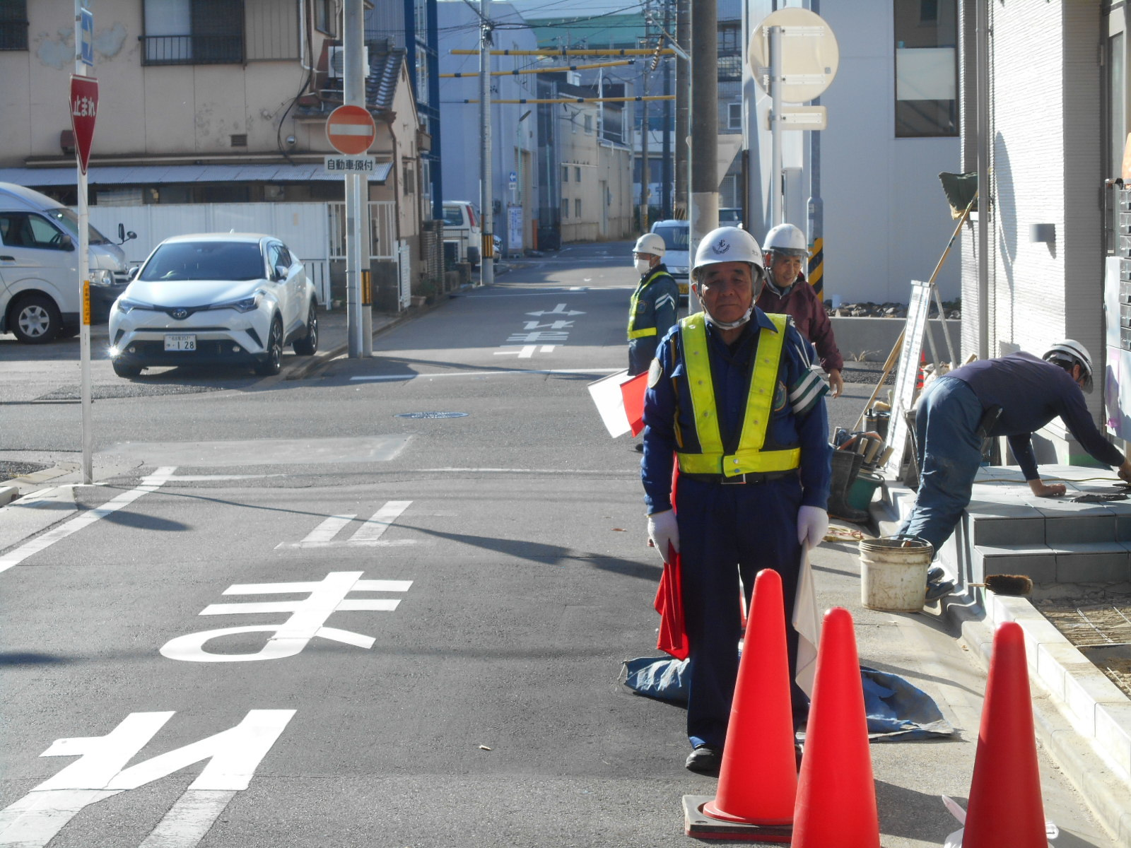 【Aichi】Support your dreams! Monthly income of 300,000 or more is possible. A guard man who protects the safety of citizens