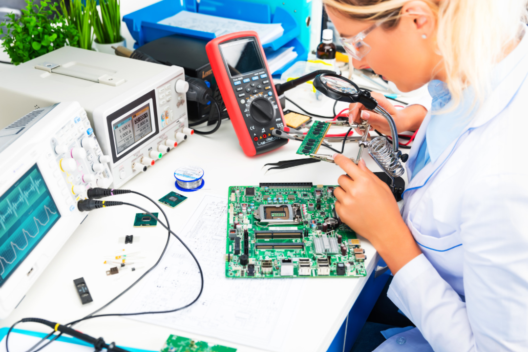 【Ibaraki, Ushiku】Manufacture of printed circuit boards at a factory