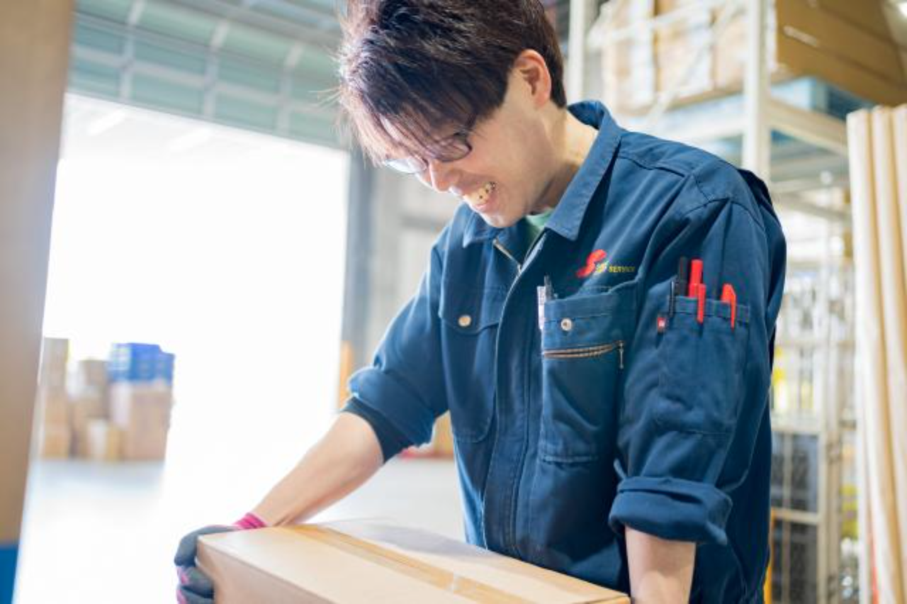 【Aichi】Shipping, Receiving, and Picking Tasks for a Major Manufacturer!